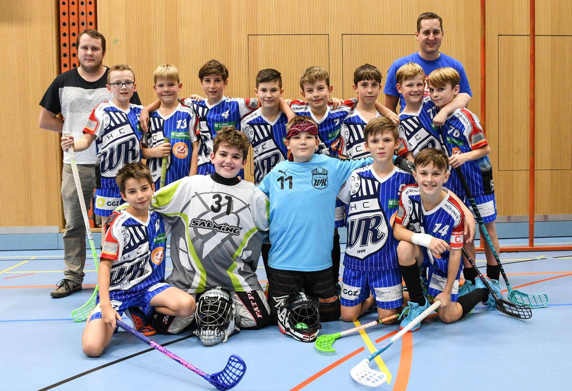 Teamphoto Junioren D1