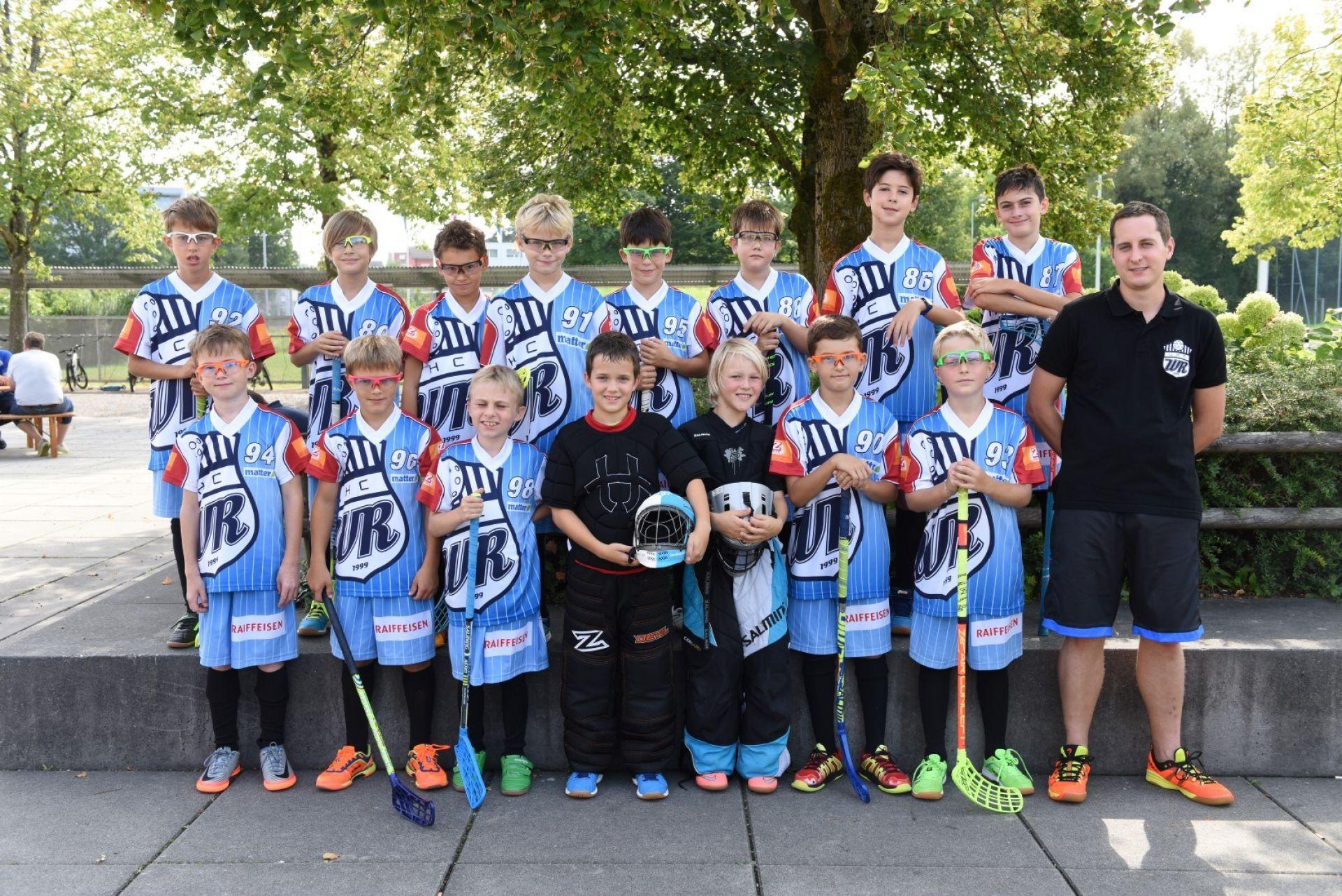 Teamphoto Junioren D