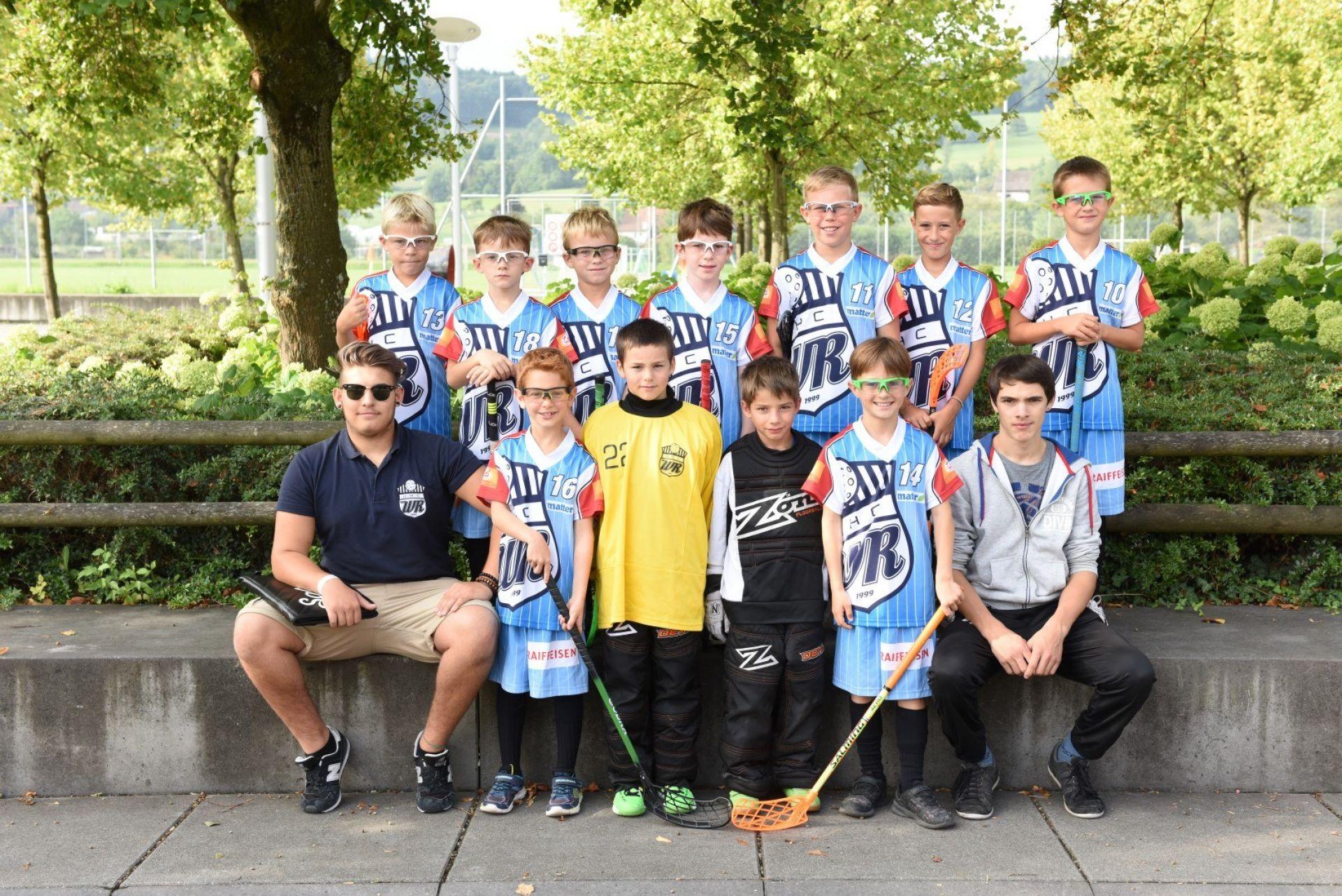 Teamphoto Junioren E1